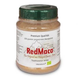 250g RED MACA Pulver - Pet Dose